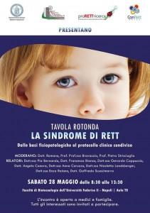 Tavola Rotonda Sindrome di Rett3